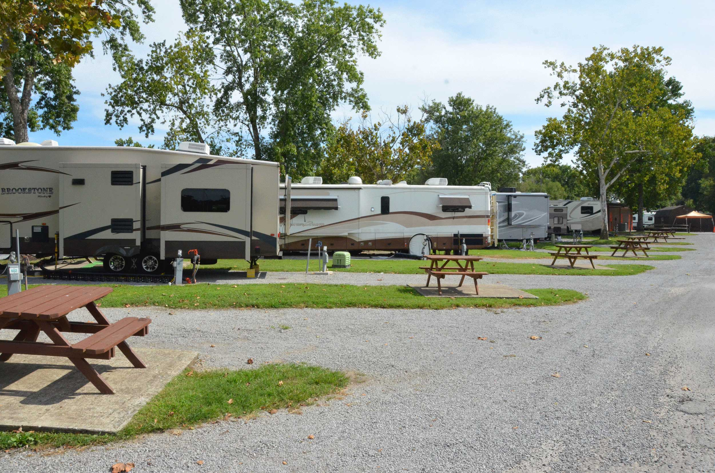 Welcome To Nashvilles Campground